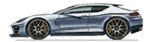 Porsche Pajun : (tbc-)