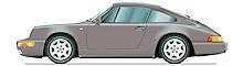 Porsche 964: 1989-1993