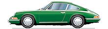 Porsche Early 911: 1964-1977