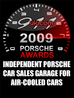 2009 Porsche Independent Car Sales Garage for Air-Cooled Cars