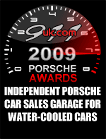 2009 Porsche Independent Car Sales Garage for Water-Cooled Cars