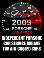 2009 Porsche Independent Car Service Garage for Air-Cooled Cars