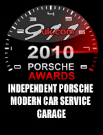 2010 Porsche Independent Car Service Garage for Modern Cars