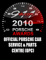 2010 Official Porsche Centre (OPC) Service and Parts Centre