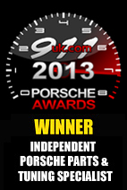 2013 Porsche Independent Parts and Tuning Supplier