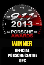 2013 Official Porsche Centre (OPC)