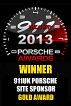 2011 911uk Porsche Site Sponsor Gold Award (1)