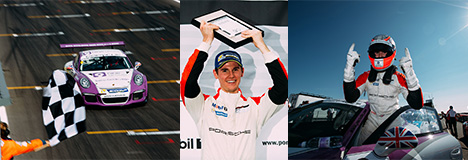 2014 911uk Porsche Motorsport Breakthrough Award
