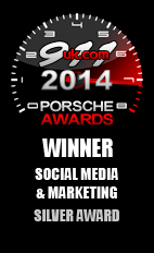 2014 911uk Porsche Social Media and Marketing Award