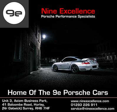 Porsche Servicing